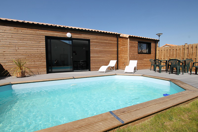 photo oceavilla - Location Maison Vendee Avec Piscine