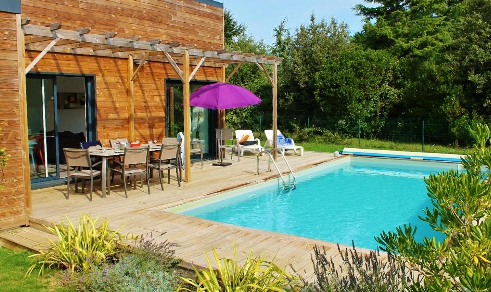 Location Villa Avec Piscine Chauffee Aux Sables D Olonne