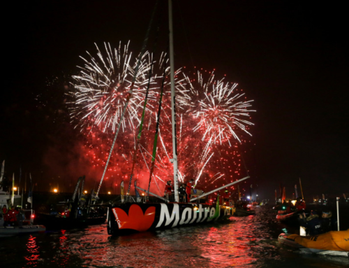 Le finish à suspens du 9ème Vendée Globe