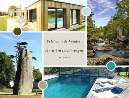 Petit coin de Vendée : Avrillé & sa campagne